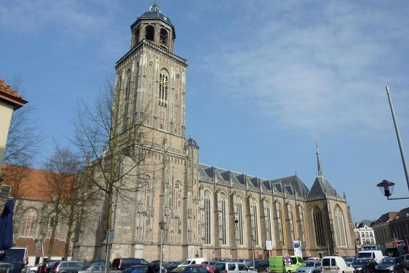 Foto Lebuïnuskerk in Deventer, Aussicht, Besichtigung - #2