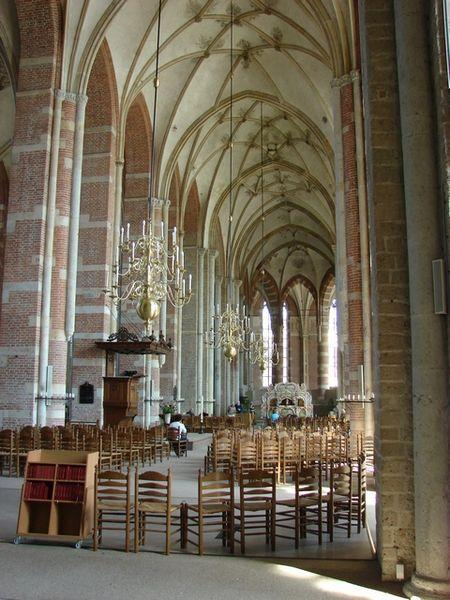 Foto Lebuïnuskerk in Deventer, Aussicht, Besichtigung - #1
