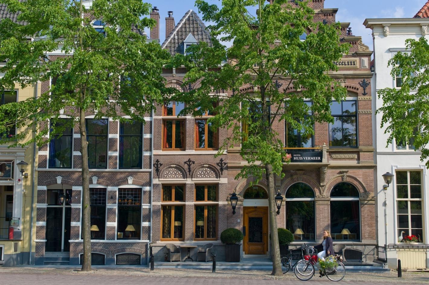Foto Grand Boutique Hotel Huis Vermeer in Deventer, Schlafen, Schlafen - #1