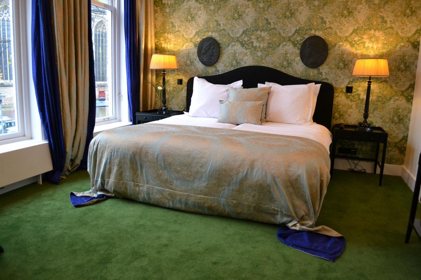 Foto Grand Boutique Hotel Huis Vermeer in Deventer, Schlafen, Schlafen - #2