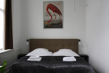 Foto B&B Hotel Malts in Haarlem, Schlafen, Bed & breakfast