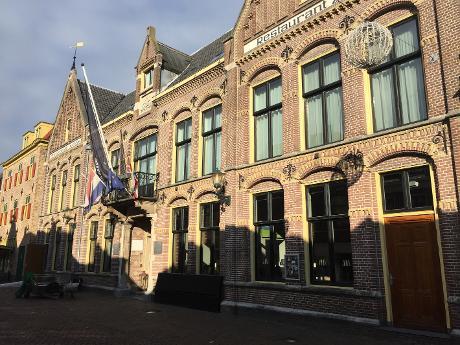 Hotel In Alkmaar Grand Hotel Alkmaar